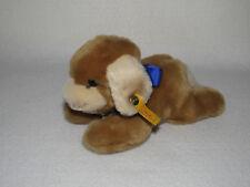 """""""PUPPY"""" STEIFF MINI FLOPPY SOFT PLUSH  #5662/16 - TAG IN EAR"""