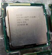 Intel Core i3-2100 3.10GHz LGA 1155 Socket H2 5 GT/s Desktop CPU SR05C