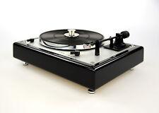 Restaurierter Thorens TD 166 MKV Plattenspieler Turntable mit Ortofon OM 10