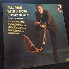 White Label Mono Promo Jimmy Sedlar Tall Man with a Horn Kapp 1964 Trumpet
