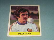 FOOTBALL SOCCER CHAMPIONS STICKERS PANINI 1979/80 FRANCIA PLATINI NEW-MAX