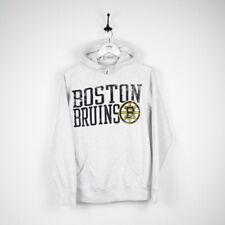 Mens NHL Boston BRUINS Pullover Hoodie Sweatshirt   Small