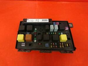 VAUXHALL ASTRA H ZAFIRA B FRONT BCM ELECTRIC UEC CONTROL FUSE BOX 13191128 FE