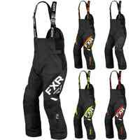 FXR Racing F19 Team FX Insulated Mens Sled Winter Skiing Snowmobile Pants
