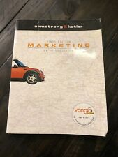 Marketing : An Introduction by Gary Armstrong and Philip Kotler (2008,...
