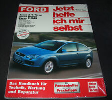 Reparaturanleitung Ford Focus 3 + 5 Türer Tunier C-Max Benzin + Diesel ab 2003!