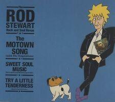 Rod Stewart Motown song (1991, feat. The Temptations) [Maxi-CD]
