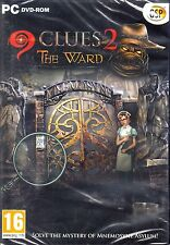 9 Clues 2 The Ward - Avanquest Software Publishing Ltd BRAND NEW (PC DVD-ROM)