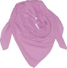 Baumwolltuch in vielen Farben 100 x 100 cm Schal Schals Tuch Tücher
