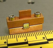 MOUNTED LBO CRYSTAL 3 x 3 x 4.5 mm  SHG frequency doubling DPSS laser AR: 457nm