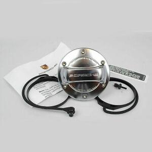 Aluminium-Look Gas Tank Fuel Cap for 981/991 00004400191 SALE US
