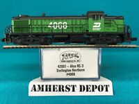 42001 Atlas N Scale RS-3 Burlington Northern Engine NIB