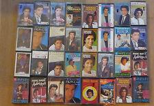 Lot de 32 Cassettes Tape K7 FREDERIC FRANCOIS