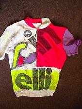 Vintage Bicycles Rare Cinelli Riding Jersey by Giordana Bicycle Cycling