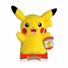Nintendo Pokemon Pikachu Character 26cm Soft Plush Toy - Official Licensed Boxed
