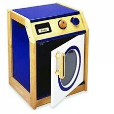 Pintoy Wooden Toy Washing Machine Preschool Toy (BNIB)