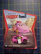 DISNEY PIXAR CARS 2 MARY ESGOCAR #49!  NIP