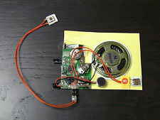 120s PUSH BUTTON RECORDABLE device voice module music sound chip musical