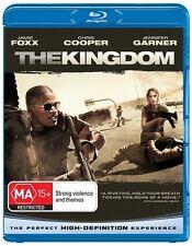 THE KINGDOM - Jamie Foxx (Blu-ray Region ALL)