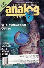 Analog Magazine WR Thompson Doug Larsen Grey Rollins September 1990