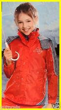 Mädchen Regenjacke Outdoor Jacke 122/128