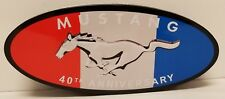 Mustang 40th Anniversary Folding Knifes and Tin - Free Shipping!