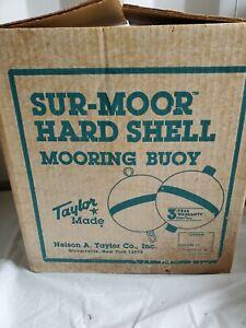 """TAYLOR MADE Traditional Sur Moor Mooring Buoy 15"""""""