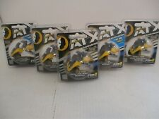5 PACK HEADBLADE ATX HEADSHAVER RAZOR + 1 HB4 CARTRIDGE EACH SEALED - EL 438R