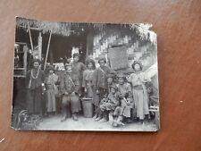 BURMA 1880S ERA HILL TRIBES PHOTOGRAPH SUPERB DETAIL