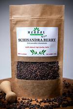 Bacche di Schisandra Essiccate/Wu Wei Zi/cinque sapori di frutta/cytryniec chinski 100g
