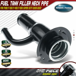 Fuel Tank Filler Neck Tube Pipe for Ford F-350 F-450 F-550 Super Duty 2005-2007