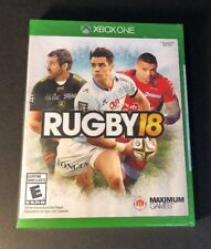 Rugby 18 (XBOX ONE) NEW
