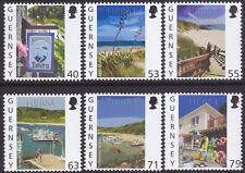 Guernsey 2013 Herm Island Views Set UM SG1464-9 Cat £8.00