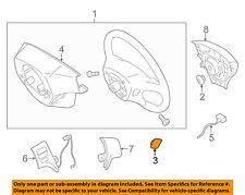 TOYOTA OEM 11-13 Corolla-Steering Wheel Hole Cover Right 4518612010B0