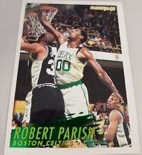 1994-95 Fleer BOSTON CELTICS  ROBERT PARISH Card # 16