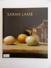 Sarah Lamb: Recent Paintings