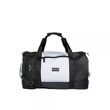 Nicce Russo Reflective Barrel Holdall Bag (NA15) RRP: £39.99