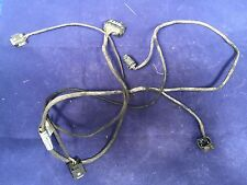 BMW E60 E61 REAR PDC PARKING DISTANCE CONTROL LOOM WIRING HARNESS 6928366 D593