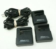 3 Nikon MH-53 Lithium-ION Battery Chargers