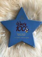 Disney Hallmark Ornament Set WALT'S 100th THE SORCERER'S APPRENTICE Fantasia NEW