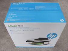 New HP Officejet 2620 All-in-One Inkjet Color Printer, Scanner, Copier & Fax