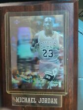 New listing RARE MINT MICHEAL JORDAN 91 MVP AW4 FLAWLESS!!(main photo is out the frame)