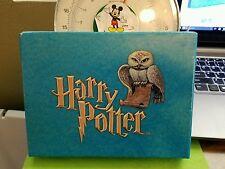 Harry Potter Stationary Set Envelopes Sticker Sheet Rubber Stamp Address Book