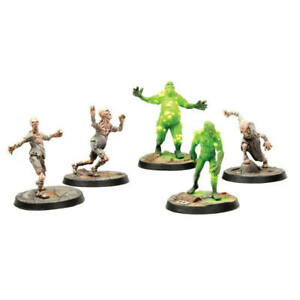 Fallout Wasteland Warfare - Ghouls NEW Miniatures Game