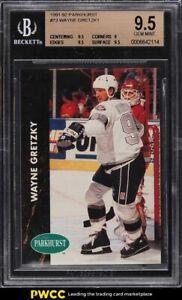 1991 Parkhurst Wayne Gretzky #73 BGS 9.5 GEM MINT
