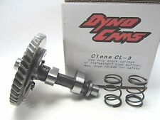 Dyno Cams CL3 Camshaft and (2) BSH 10.8lb Springs - Low Duration Grind  - Stock