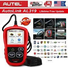 Autel AL319 OBD2 CAN Car Diagnostic Scanner Auto Fault Code Reader Tool MIL ENG