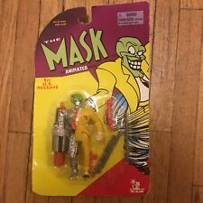 THE MASK THE ANIMATED SERIES NINJA MASK 1997 TOY ISLAND ACTION FIGURE