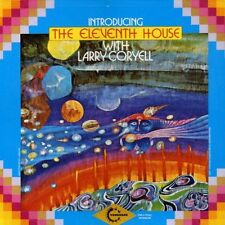 With Larry Coryell - Larry & Eleventh House Coryell (1990, CD NIEUW)