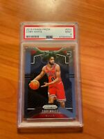 COBY WHITE 2019-20 Panini Prizm ROOKIE RC BASE #253 PSA 9 Mint